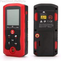Wholesale Cheapest Range Finders - Wholesale-Cheap Good 40M 131ft 1575in Laser distance meter bubble level Rangefinder Range finder Diastimeter measure 34