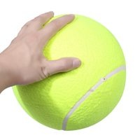 Wholesale Natural Puppy - Big Giant Pet Dog Puppy Tennis Ball Thrower Chucker Launcher Play Toy Outdoor Sports With Super Thick Natural Rubber Walls