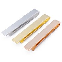 Wholesale People Clips - 2016 New Arrival Young People Design Trendy Stylish Men's Tie Clasp Clip Bar Pin For Men