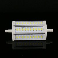 Wholesale E27 13w Energy Saving - New Led R7s 13W J118 30LED 5730 SMD Lamp Energy Saving Flood Light Bulb Lamp 118mm Showcase Light