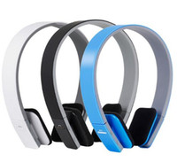 mesa pc android al por mayor-BQ-618 Auriculares Bluetooth Inalámbricos Auriculares Auriculares Cancelación de ruido con Micrófono para ios Android Smartphone Table PC