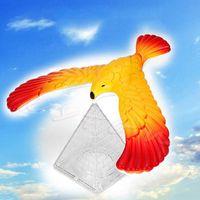 Wholesale Novelty Toys Gag Gifts - Wholesale-Magic Balancing Bird Science Desk Toy w  Base Novelty Eagle Fun Learn Gag Gift