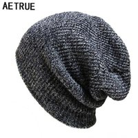 Wholesale Sports Beanies Hats - Brand Bonnet Beanies Knitted Winter Hat Caps Skullies Winter Hats For Women Men Beanie Outdoor Ski Sports Cap Gorros Touca 2016