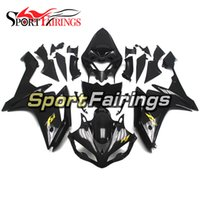 carenados de oro al por mayor-Inyección completa Shinny Black Gold Decals para Yamaha YZF1000 YZF R1 2007 2008 Plásticos ABS Fairings Kit de careta de la motocicleta Bodywork Cowlings