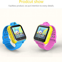 Wholesale Emergency Call - DHL Q10 GPS Tracker Watch 3G For Kids SOS Emergency WCDMA Camera GPS LBS WIFI Location Smart Wristwatch Q730 touch screen 1.54'