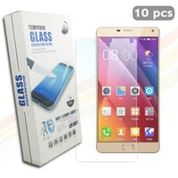 Wholesale gionee screen protector for sale – best For Gionee Marathon M5 Plus Tempered Glass Screen Protector Mobile Phone Accessories with packing