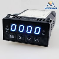 2016 Precio XMT 7100 Panel tamaño 48 * 24mm Digital LED indicador pid controlador de temperatura hecho en China