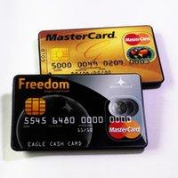 Wholesale Card Making China - GSM BOX ID Credit Card Earpiece Spy Wireless Bluetooth Hidden Mini IMEI 4.5W made in china