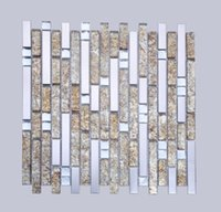 Wholesale The wall tile mosaic mosaic background indoor special ceramic factory direct D