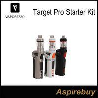 Wholesale Update Gold - Vaporesso Target Pro Starter Kit 75W TC Kit Update from Target 75w VTC Kit Target Pro Mod Tank More Output Modes Firmware Up-gradable Genius
