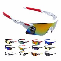 Wholesale Sunglasses Outdoor Bicycle - Men Women Cycling Glasses Outdoor Sport Mountain Bike MTB Bicycle Glasses Motorcycle Sunglasses Eyewear Oculos Ciclismo CG0501