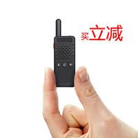 Wholesale Hyt Way Radios - Super mini radio walkie talkie M2 16CHS uhf transceiver 400-480mhz ham radio handheld two way radio Motorola icom yaesu hyt cb radio quality
