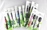 Wholesale ego t ce4 vs ce5 resale online - 100 Top Quality mAh Battery eGo CE4 CE5 E Cig Electronic Cigarette Starter Kit Blister Kits with no wick long wick VS eGo T Battery DHL