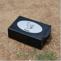 Wholesale Variety Gift Boxes - Wholesale- Classic Toys 1 piece Variety magic magic props plastic magic box black box pull box Gifts for New Year