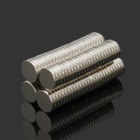 Wholesale magnet 2mm - 100pcs N52 NdFeB Super Strong Disc Magnets 10mm x 2mm Rare Earth Neodymium Magnets