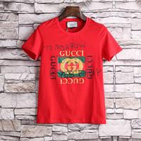 Wholesale Puff Shorts - Brand new Hip Hop 100% Cotton winter men's t-shirt Short Sleeve women shirt men tee hip 3D Designer menst shirts