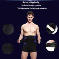 Wholesale Waist Slimming Corset For Men - Wholesale-Mens Slimming Body Shaper,Men's waist belly shaper belt,waist training corsets for men,compression Big belly,weight loss
