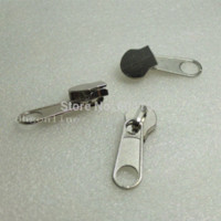 Wholesale Wholesale Zipper Pulls - 20 PCS Slider Pull #10 Molded Zipper Puller for Repair Replace Kit Stop Long Pull Coil