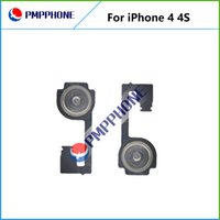 Wholesale Iphone 4s Key Home Button - For iphone 4 & iPhone 4S Home Button Flex Cable Return Key Ribbon Cable Parts Replacement with free shipping