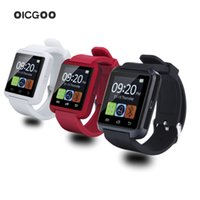 Wholesale Electronic Watch Factory - Factory Outlet Smartwatch Bluetooth Smart Watch U8 WristWatch digital sport watches for IOS Android Samsung phone Wearable Electronic Device