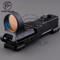 Wholesale C More Red Dot Sight - 2016 NEW Free Shipping EX 182 Element SeeMore Railway Reflex C-MORE Red Dot Sight holographic Optical instruments
