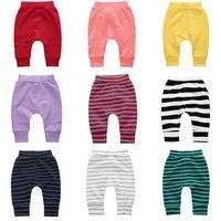 b59cd1302f pantalones de dibujos animados pantalones al por mayor harem polainas niños  ropa Medias niños bebés niñas ropa suelta Animal pantalones de marca unisex  744