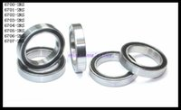 Wholesale Thin Wall Ball Bearings - Wholesale- 5pcs Lot 6704-2RS 6704 RS 20x27x4mm The Rubber Sealing Cover Thin Wall Deep Groove Ball Bearing Miniature Bearing Brand New
