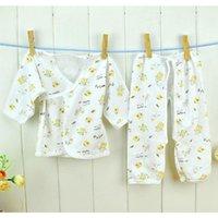 Wholesale Cute Pantie Girls - 0-3 Months Newborn Baby Cotton Underwear Set girls underwear Children kids underwear Briefs Kids Cute Pantie