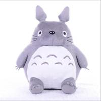 ingrosso giocattoli molli totoro-20cm il mio vicino Totoro peluche giocattoli farciti migliori regali giocattoli per bambini peluche per i bambini regalo bambola animazione