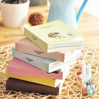 "Wholesale Girls Journal - ""Cookie Girl"" Mini Cute Diary Planner Pocket Journal School Study Notebook Korean Agenda Notepad Tiny Memo Free Note Gift"