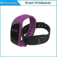 Wholesale brand new monitor - Smart Wristbands ZS107 Multifunction Smart band Remote Control Heart Rate Monitor Sport fitness Tracker brand new for IOS Android wholesale