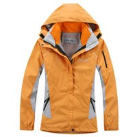 Wholesale Patch Suit Design - Wholesale Women Jackets Striped Clothing Ski Climbing Hiking Fishing Outerwear Suits Warm Anti-ultraviolet Waterproof High Quality