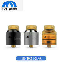 Wholesale Art Original Wholesales - Authentic CoilArt DPRO BF RDA Dripper Tank 24mm Diameter Coil Art Rebuidable Dripping Atomizer with Postless Deck 100% Original