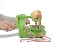 Wholesale Peel Apples - Fruit Peeler Creative Home Kitchen Tool Manually Apple Peeler Peeling Machine H070
