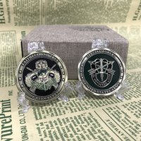 Wholesale Special Coins - Unique Design 40mm United States American Army Special Forces Patriotic Military Challenge Colletion Business Gift Coin