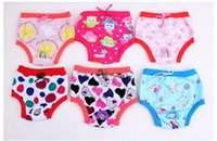 Wholesale Dog Nappies - Hot sell Female Pet Dog Puppy Diaper Pants Print Physiological Sanitary Short Panty Nappy Underwear