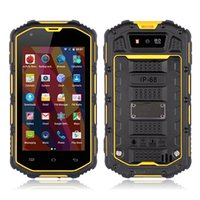Wholesale Shockproof Android Quad Core - New Rugged Smartphone ALPS S930D MTK6580 Quad Core 4.0 Inch IPS Screen IP67 Dustproof Waterproof Shockproof Android 5.1 3G Cell phone