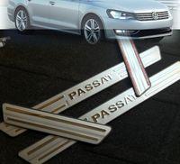 Wholesale Door Sill Vw - Accessories FIT FOR 2012 2013 North American VW Passat Door Scuff Sill Sills Plate Door Cover Trim