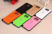 Wholesale Iface Iphone Dhl - new iface mall Candy Color Soft case For iphone 5s 5c 6 plus Samsung galaxy s5 s6 edge note 5 DHL Free