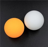 Wholesale Table Tennis Balls Quality - High quality 3 stars ping pong ball 40mm table tennis balls outdoor sport table tennis match game use ping pong ball