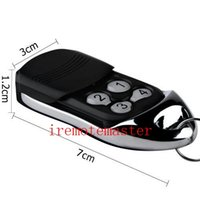 Wholesale Ata Door Remote - High quality! For ATA PTX-4 Pink Gate Garage Door remote control transmitter 433.92MHZ