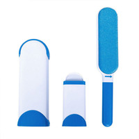 Wholesale Home Cleaning Tools - Fur Wizard Pet Fur&Lint Remover Travel Size Cleaner Brusher Blue Red Home Cleaning Brushes Hair Clean Tools