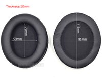 Wholesale Hd Dj - Upgrade Cushion ear pad for SONY MDR 7509HD V600 V900 HD Z600 dj Headphones