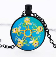 Wholesale Brazilian Gemstones - 2016 summer foreign trade fashion Brazilian Olympic Mascot Vinicius hand in hand Necklace pendent jewelry time gemstone
