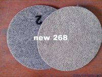Wholesale Diamond Floor Pads - 20 inch Diamond Encrusted Pads to Hone and Polish Stone Floors grit 1 2 3 at same price free shipping