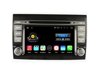 Wholesale Dvd Fiat Bravo - 7'' Quad Core Android 5.1.1 Car DVD Player For Fiat Bravo 2007 2008 2009 2010 2011 2012 With Stereo GPS Radio