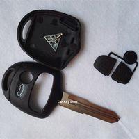 botón remoto del coche mitsubishi al por mayor-Reemplazo de la caja de la llave del auto para el Mitsubishi Lancer EX Remote Key 3 Button (MIT8 izquierda)