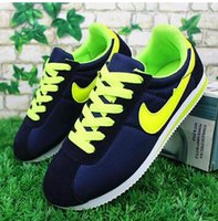 Wholesale Women Fashion Shoes Large Size - .Large Size 36-44 High Quality Men And Women Cortez Shoes Leisure Nets Shoes Fashion Outdoor Shoes Free Shipping