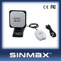 Wholesale Sinmax Usb Wireless - Wholesale- High power wifi usb adapter Sinmax SI-7300NA sky wireless antenna signal long range wifi adapter 30dbi high gain