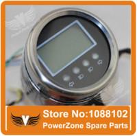 Wholesale Speedometer Quad - Universal 110cc 125cc 150cc 250cc ATV Quad Buggy LED Digital Speedometer Odometer Accessories Free Shipping
